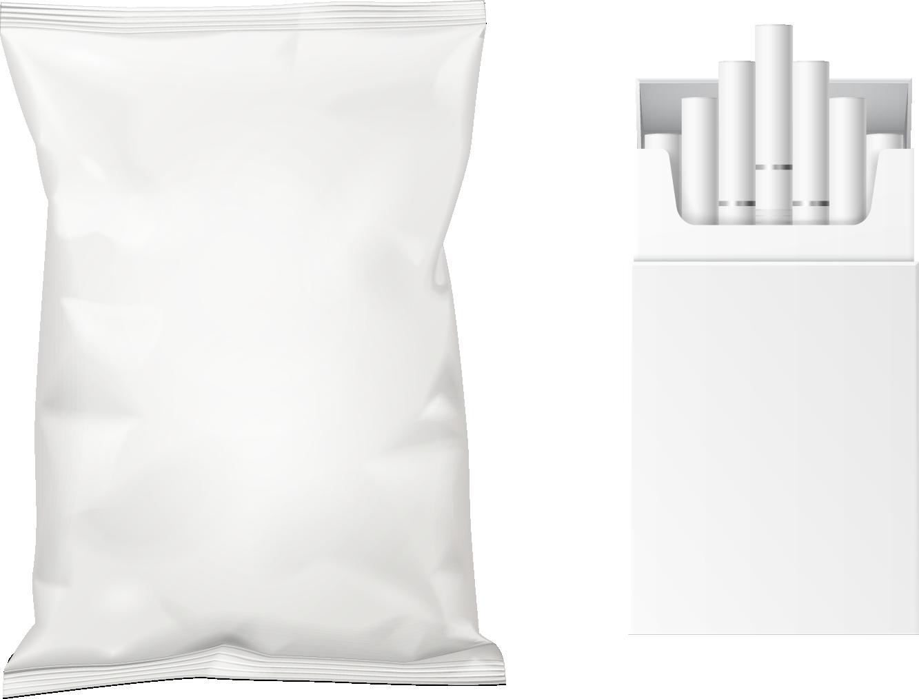Terreurorganisaties een belangrijk deel van hun inkomsten halen uit de handel in namaaksigaretten